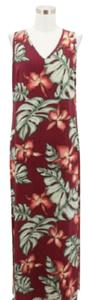 Red Maxi Dress by Tommy Bahama