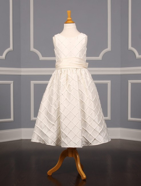 Item - Ivory Collection 1182 Flower Girl Dress