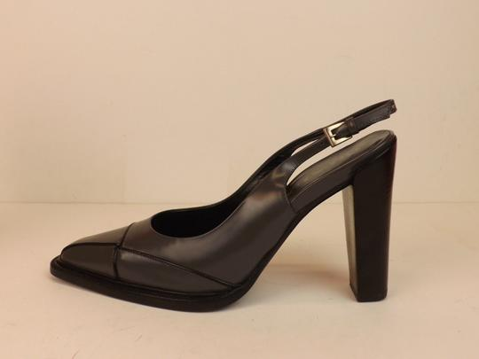 Prada Grey Pumps Image 10
