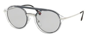 Prada New Rounded Retro SPS 05T 1KP4Q1 Free 3 Day Shipping