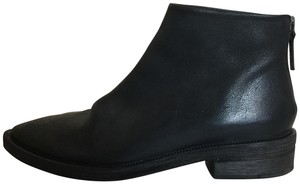 Marsèll Ankle Leather Black Boots