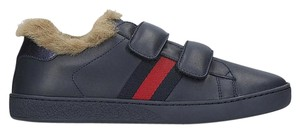 Gucci Sneaker Kids NAVY Athletic