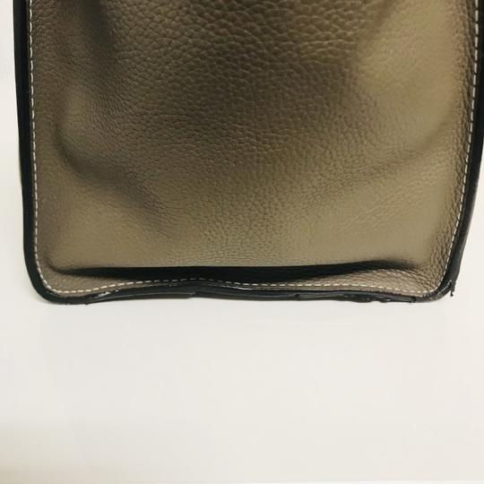 Céline Shoulder Luggage Tote in Grey