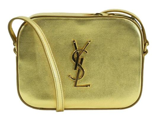 Preload https://img-static.tradesy.com/item/24112103/saint-laurent-small-bo-monogram-gold-leather-cross-body-bag-0-0-540-540.jpg