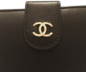 Chanel Chanel small leather wallet Petit Portefeuille wallet 12A A68768Y07706