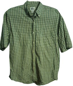 Arizona Jean Company Mens Medium 100% cotton shirt