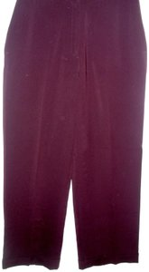 Focus 2000 Trouser Pants Burgundy