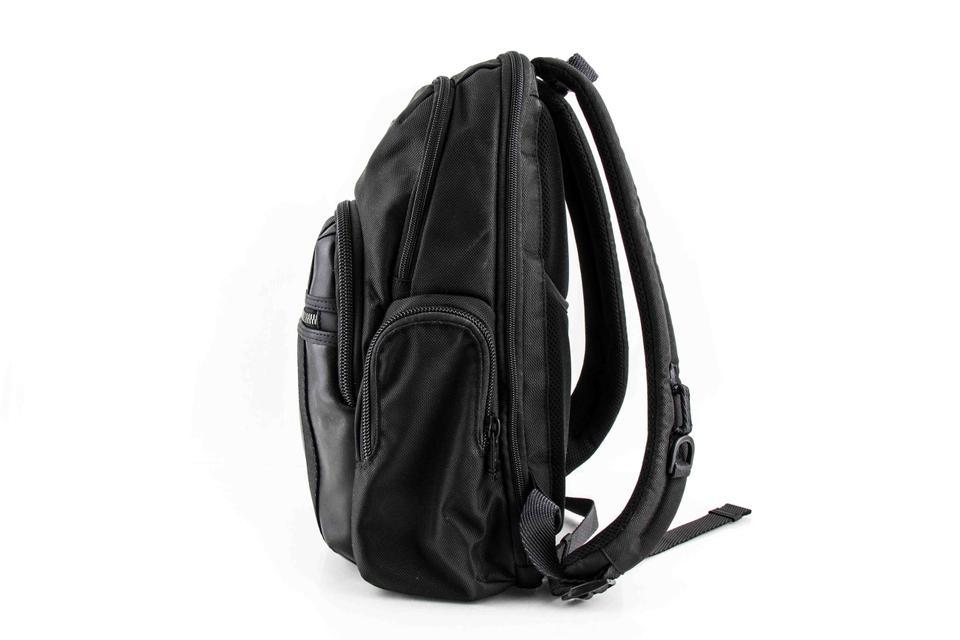 9dd6fef5b Tumi Alpha Bravo - Nellis Black Nylon Backpack - Tradesy