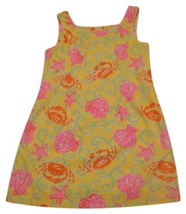 Lilly Pulitzer short dress child size multi color on Tradesy