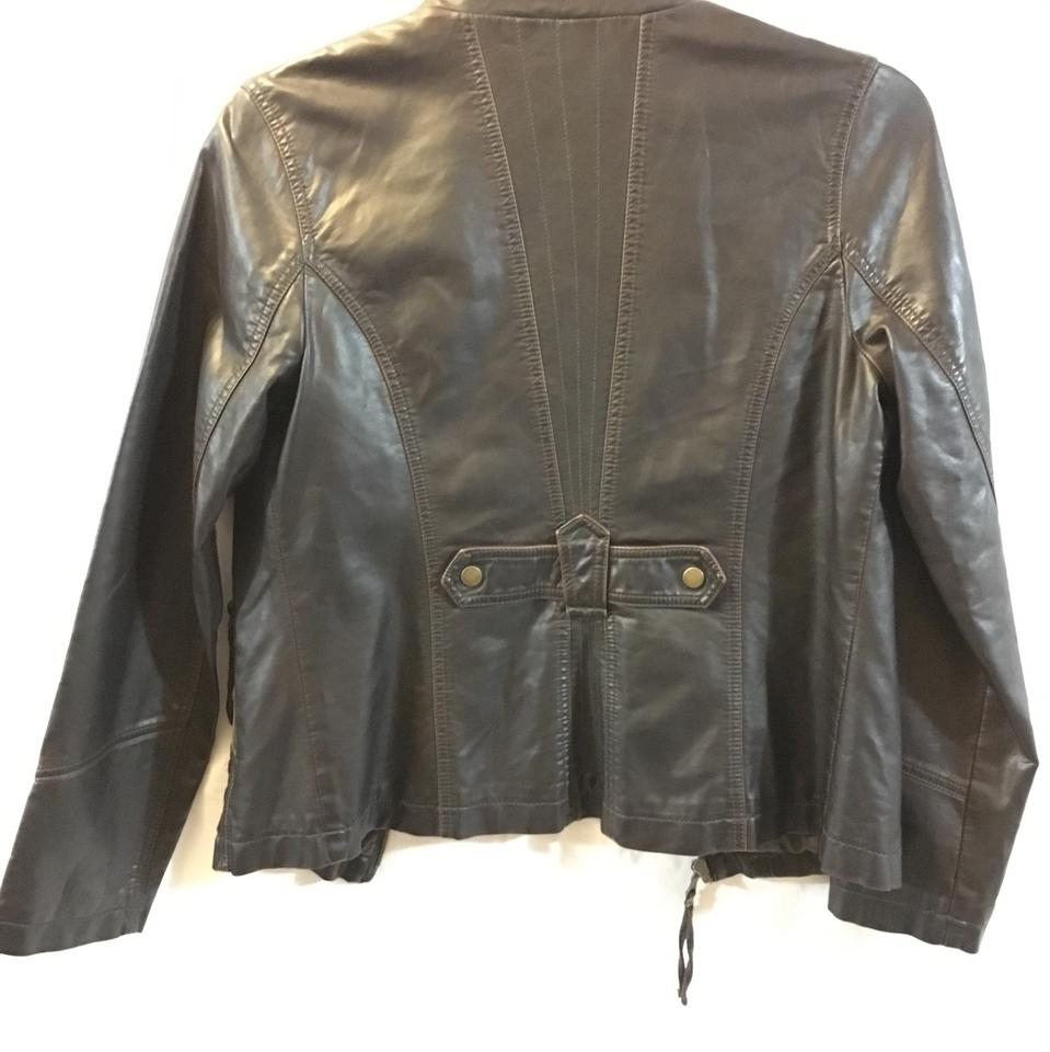 Agree with big chill vintage fauz leather outerware