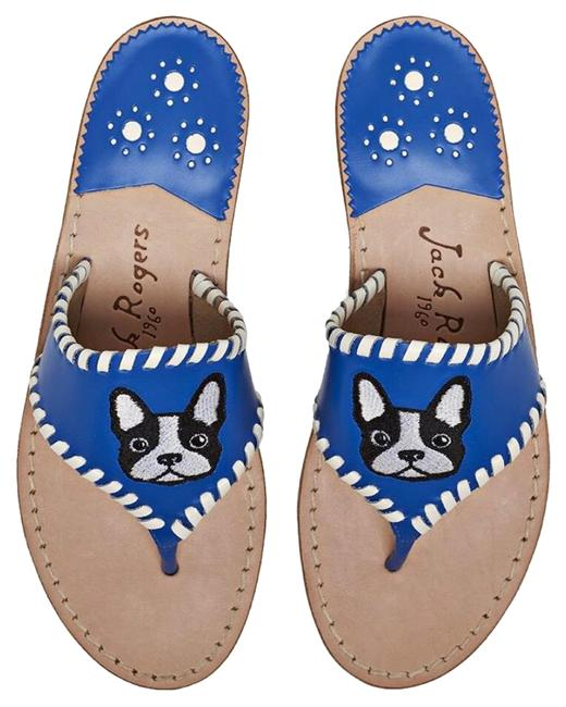 "Item - French Blue 1017 ""frenchie"" Sandals Size US 5 Regular (M, B)"