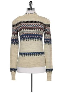 Isabel Marant Multicolor Knit Sweater