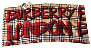 Burberry SOLD**BURBERRY LONDON Printed on Vintage Check