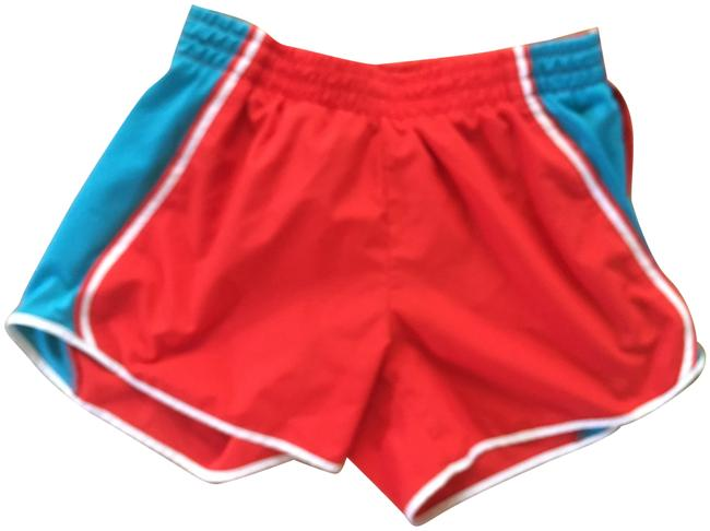 Item - Red Dri Fit Activewear Bottoms Size 2 (XS, 26)