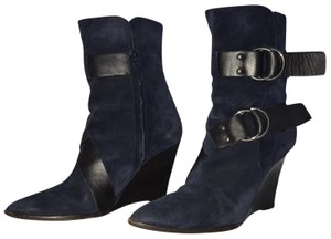 Givenchy Blue Boots