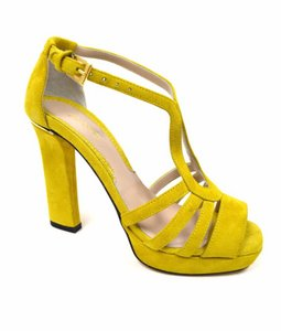 Max & Co. Yellow Sandals