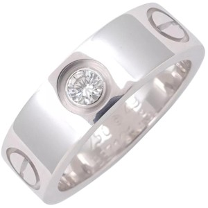 Cartier Cartier love 3 diamonds ring