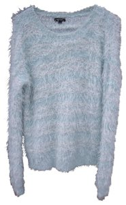 Apt. 9 Furry Sequin Textured Long Sleeve Crew Neck Sweater