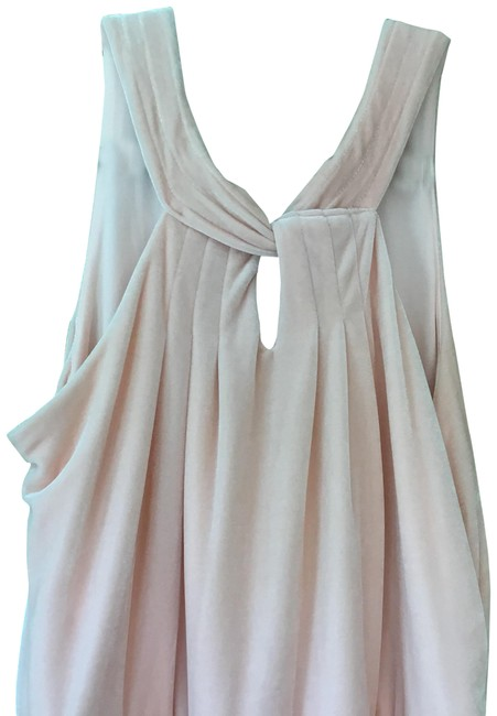 Item - Blush Pink It's Dinner First Date Formal Wedding Guest Etc. Very Low Key But Stunning In Its Own Right. Neiman Marcus Mid-length Night Out Dress Size 10 (M)