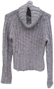 Abercrombie & Fitch Chunky Cableknit Turtleneck Autumn Fall Sweater