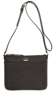 Kate Spade Pebbled Leather Cameron St Tenley Cross Body Bag