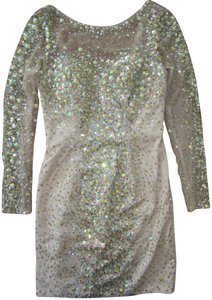 Terani Couture Jeweled Bling Sparkle Dress