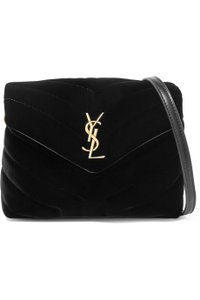 Saint Laurent Ysl Loulou Shoulder Red Cross Body Bag