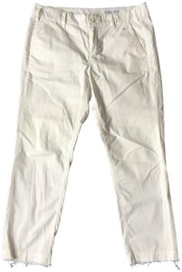 G1 Size 6 Never Worn Straight Pants White