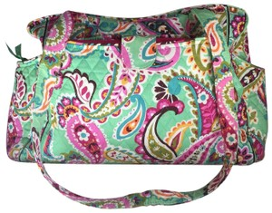 96eef2a4ce Green Vera Bradley Diaper Bags - Up to 90% off at Tradesy