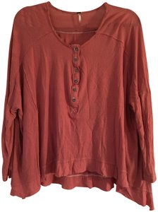 Free People Henley Thermal Henley Henley Thermal Sweater