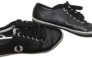 Fred Perry Black Athletic
