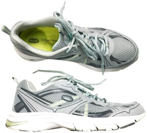 Dr. Scholl's Lace-up Silver/White Athletic