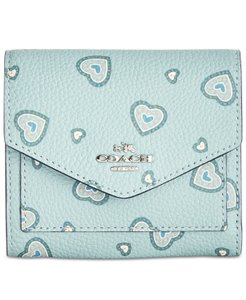Coach COACH Small Western Heart Wallet 29740