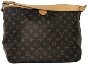 Louis Vuitton Lv Delightful Delightful Pm Monogram Top Handle Hobo Bag