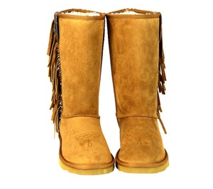 Montana West The Treasured Hippie Native American Cowgirl Western Brown Boots
