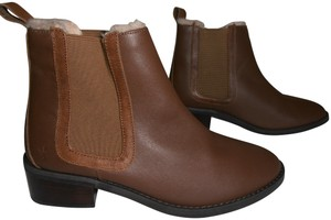 EMU New Without Box Leather Waterproof New W/Tag Ankle brown Boots