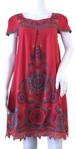 Antik Batik short dress Pink on Tradesy