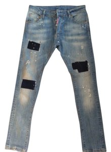 DSquared Boyfriend Cut Jeans