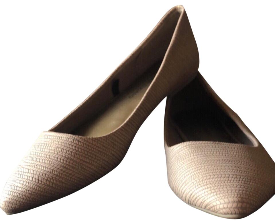 c86395b996 Christian Siriano Gray Textured For Payless Flats