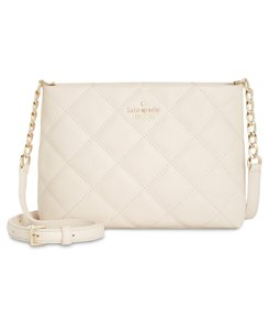 Kate Spade New York Quilted Emerson Place Handbag Caterina Cross Body Bag