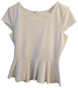 Body Central Top White