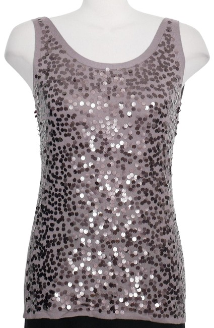 Preload https://img-static.tradesy.com/item/24124452/eileen-fisher-icy-plum-purple-fine-merino-wool-sequin-front-knit-shell-xs-tank-topcami-size-2-xs-0-1-650-650.jpg