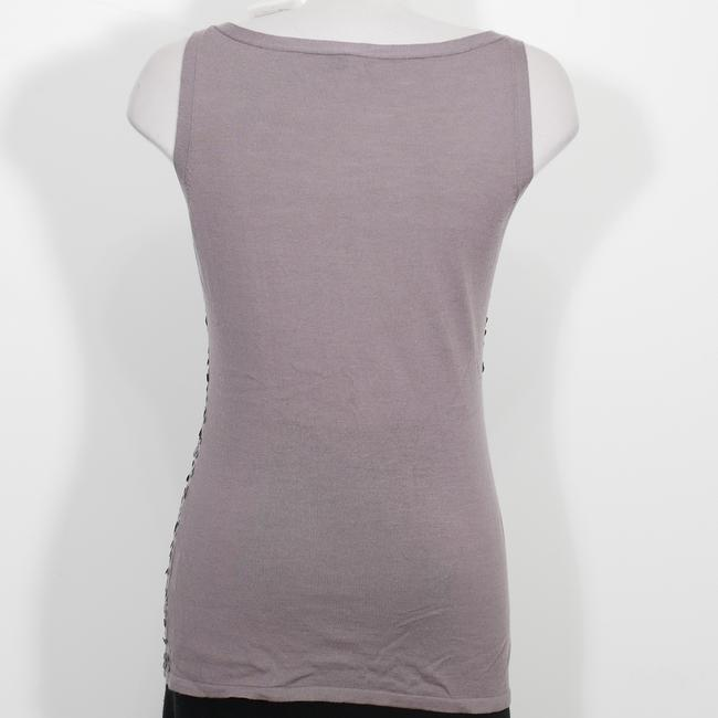 Eileen Fisher Top Icy Plum Purple Image 1