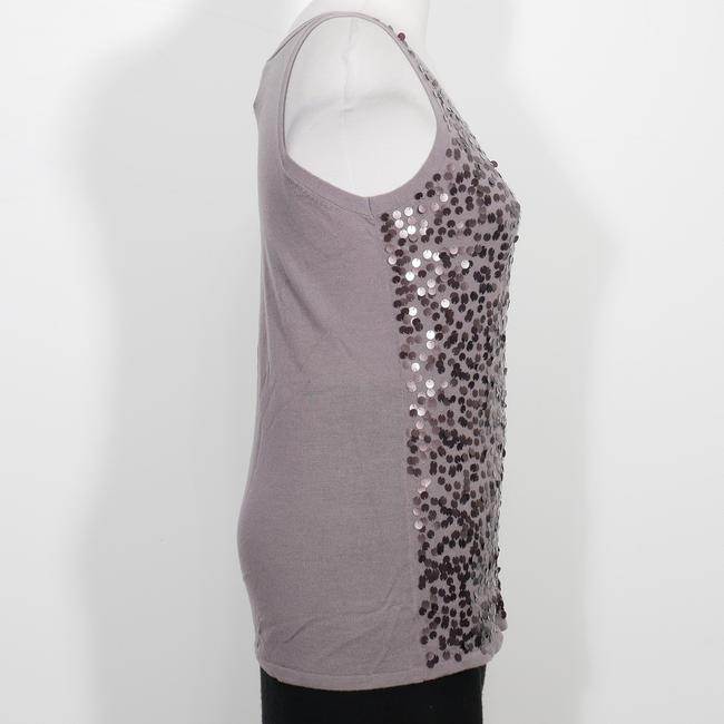 Eileen Fisher Top Icy Plum Purple Image 2