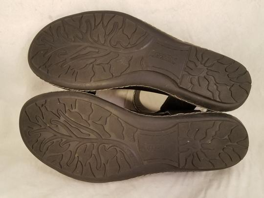 Earth Kalso Woman Black/pewter Sandals Image 6