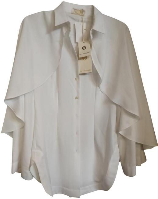 Preload https://img-static.tradesy.com/item/24124618/sara-battaglia-white-40-made-in-italy-wing-sleeve-blouse-size-8-m-0-1-650-650.jpg
