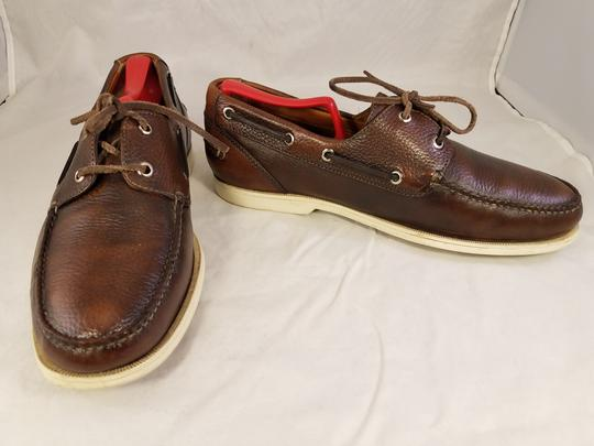 Cole Haan Nike Air Technology Boat Man Dock Man brown Formal Image 2