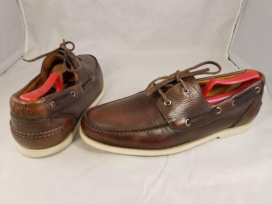 Cole Haan Nike Air Technology Boat Man Dock Man brown Formal Image 3