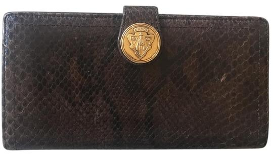 Gucci Python snakeskin Gucci wallet Image 0