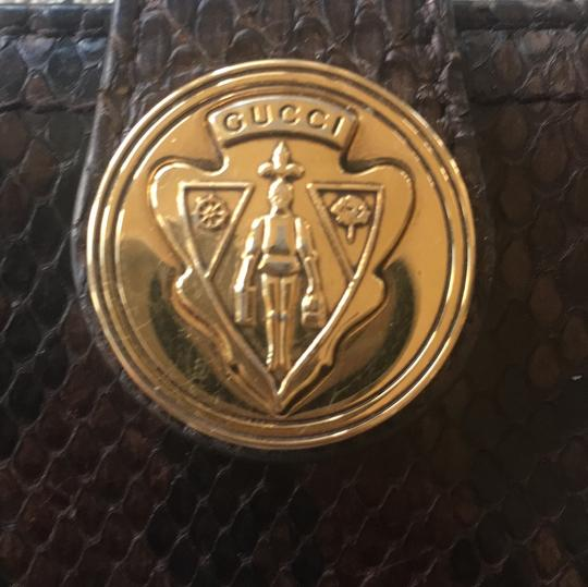 Gucci Python snakeskin Gucci wallet Image 8